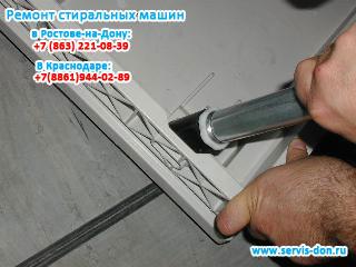 Ремонт амортизатор в стиральной машине своими руками