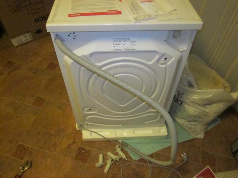 ремонт слива стиральной машины